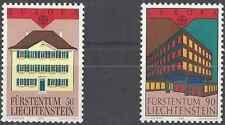 Timbres Europa Liechtenstein 925/6 ** lot 23346