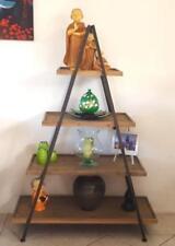 Unbranded Wood Bookshelves DVD 4