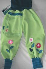 NEU süße Sommer -Hose 98 104 110 116 Blumenwiese Pumphose Mitwachshose Mädchen