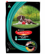 SUPERCOAT SMARTBLEND Large Breed Puppy Food with Real Chicken 18Kg