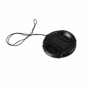 46-86mm Front Lens Cap Hood Cover Snap-on for Camera Sony Nikon Canon