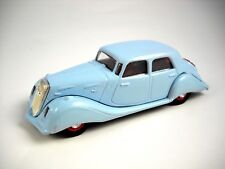 PANHARD DYNAMIC BERLINE 1937 by Eligor #1006 Made in France No Headlights