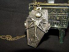 Watch pendant Nightmare Before Christmas Jack Coffin
