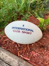 New International Club Sport 5 Rugby Ball Windhover Free US Shipping