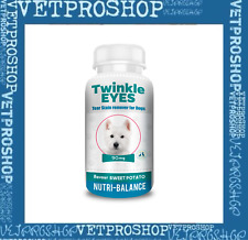 TWINKLE EYES Tear Stain Remover For Dogs - SWEET POTATO FLAVOUR -  90g