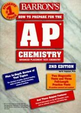 How to Prepare for the AP Chemistry Advanced Placement Test