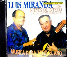 LUIS MIRANDA Y NIEVES QUINTERO Y SU CONJUNTO DE CUERDAS