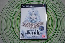 HACK// INFECTION brand new Ps2 USA