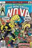 The Man Called NOVA Comic Book #14, Marvel Comics 1977  VERY FINE +  NEW UNREAD