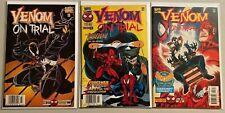 Venom on trial set:#1-3 6.0 FN (1997)