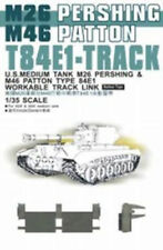 AFV CLUB 1/35 M26/M46 T84E1 Workable Track Links AF35037