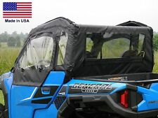 Polaris General DOORS and REAR WINDOW - Zip Down Windows - Industrial Duty Grade