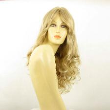 length wig women curly light blond wick very light blond ref MICKI 15T613 PERUK