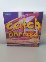 Catch phrase Game - ITV -2005 Part Sealed - Britannia games packs 2 3 & 4 sealed