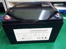 12V 100Ah LiFePo4 AKKU inkl. BMS