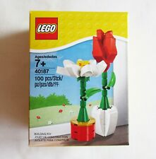 Lego 40187 Seasonal - Blumenpracht - Rose / Blume - Neu & OVP