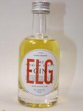 Gin ELG 50 ml 46,3 % mini flasche bottle miniature bottela mignonnette DENMARK