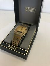 Seiko H601 Vintage Analogue & Digital Multi-Function Gents Watch (made 1980)