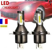 2x H4 110W 26000LM CSP LED Phare de Voiture Conversion Ampoule DRL Lampe Lumière