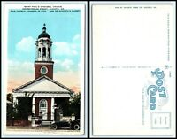 GEORGIA Postcard - Augusta, Saint Paul's Episcopal Church Q51