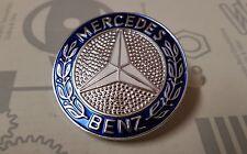/061/ Mercedes-Benz Emblem + Tülle Firmenzeichen Motorhaube W107 W126