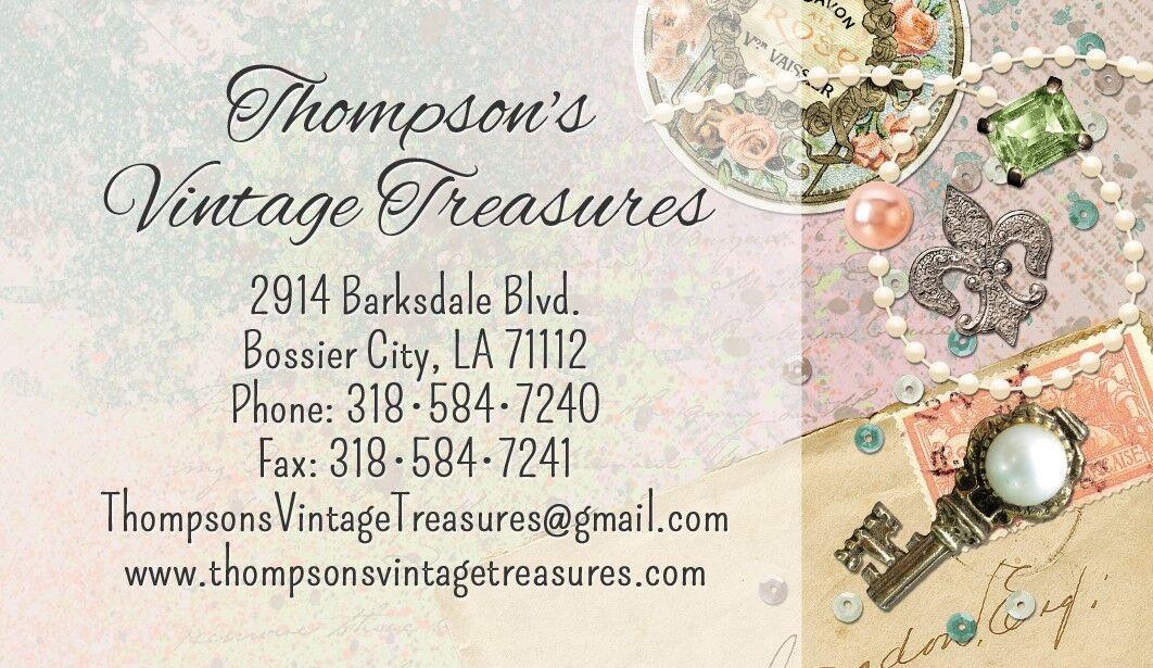 THOMPSON'S VINTAGE TREASURES