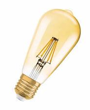 LED-Leuchtmittel mit Birnen- & Tropfenform Glühwendel Birne