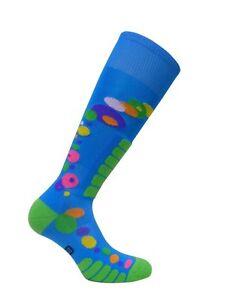 Women's Free Style Silver Socks, Royal Blue, Fuchsia, Black Medium 8-10 (3 Pack)