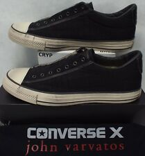 New Mens 10.5 Converse CTAS Vintage Slip OX John Varvatos Shoes 153903C $110