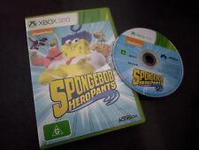 SpongeBob Hero Pants HeroPants Xbox 360