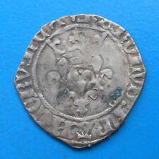Le Dauphin pour Charles VI, florette 6 ou 7ème émission POITIERS Dy 417 E ou H