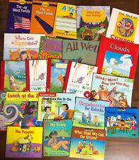 Lot 44 Kids Readers Kindergarten 1st Grade Science School Market Simple text