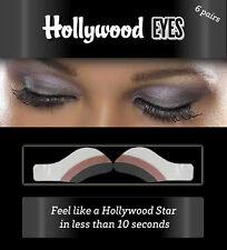 48 pairs Hollywood Eyes, Instant Eyeshadow applicators,Makeup, Professional look
