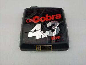 OMC 0986002 Genuine OEM Cobra 4.3L Carburetor Flame Arrestor Air Filter Cover