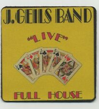 The J. Geils Band - Record Album Coaster - Live Full House
