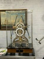 Harrison Grasshopper Escapement Clock