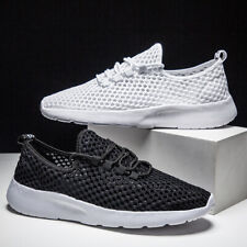 Mens Women Breathable Running Shoes Gym Tennis Sports Athletic Casual Sneakers