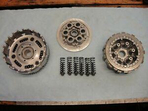 Buell 1125 R / CR Kupplung komplett  08 - 10  1600 km / clutch parts !! like new