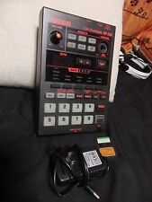 Roland BOSS SP-202 sampler dr. sample dj unit + memory card and adapter!