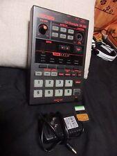 Roland BOSS SP-202 sampler dr. sample dj unit + memory card and adapter!