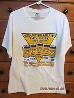 Pittsburgh Steeler's vintage T-shirt - Men's L 100% cotton