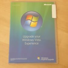 Upgrade Your Windows Vista Experience Windows Anytime Upgrade