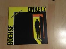 Boehse-Onkelz - Kneipenterroristen LP Vinyl ME 519