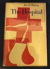 The Hospital by Jan de Hartog, 1st edition, Signed, Dust Jacket (Make Offer)