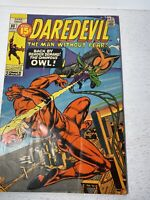 Daredevil 80 Marvel Collectible Comic Book See Photos!!!
