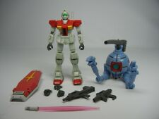 "MSIA Gundam Mobile Suit In Action!! "" RGM-79 GM & RB-79 BALL "" Figure Bandai / U"