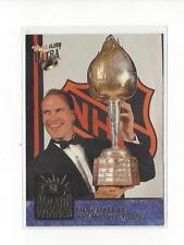 1992-93 Ultra Award Winners #1 Mark Messier Rangers