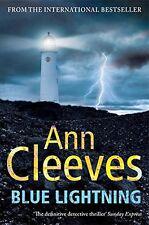 Blue Lightning (Shetland),Ann Cleeves- 9780330448277