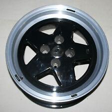 1x MAS Cerchi alluminio con Coprimozzo 7Jx15H2 ET20 LK 4x100 / 6022