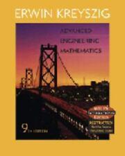 Advanced Engineering Mathematics by Erwin Kreyszig (2006, Paperback)